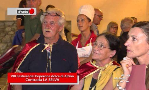 Il Punto VIII Festival del Peperone Dolce di Altino Palio culinario delle Contrade