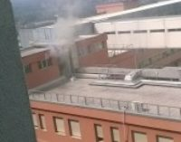 Chieti, spento incendio in deposito ospedale Forse un mozzicone di sigaretta la causa del rogo
