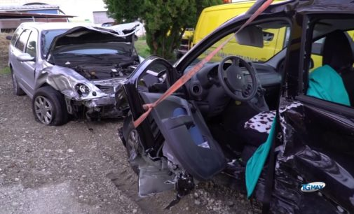 Incidente Fondovalle Sangro, 2 feriti
