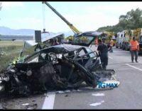 Incidente stradale, un morto sulla Fondovalle Sangro