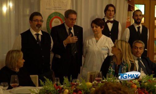 La cucina del riuso con l'Accademia italiana