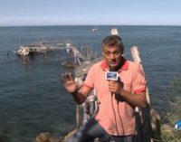 L'Adriatico inghiotte il Turchino