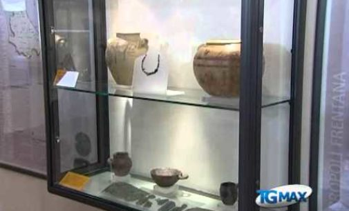 Lanciano, il museo archeologico è nel Polo Santo Spirito