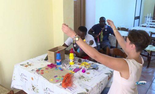 Lanciano impiega i migranti in laboratori e manutenzione del verde