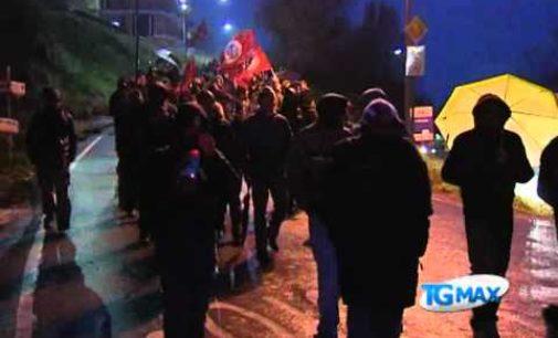Lanciano, manifestazione antirazzismo