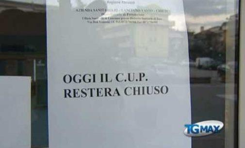 Lanciano, rubano cassaforte CUP con 2mila euro