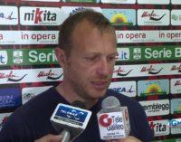 Lanciano Ternana 1-1 parla mister Roberto Breda