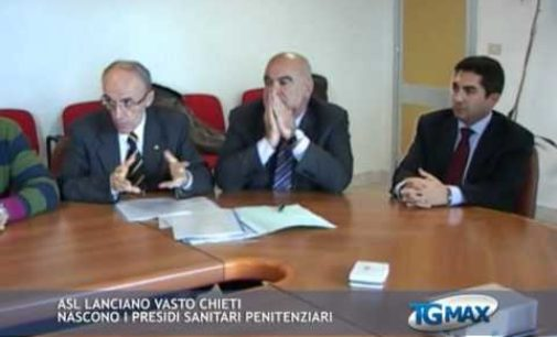 Lanciano, Vasto, Chieti: nascono i presidi sanitari penitenziari