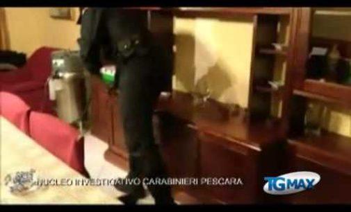 L'Aquila, 18 arresti per traffico di droga