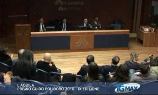 L'Aquila, Premio Guido Polidoro 2010 – IX edizione
