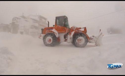 Maltempo, Regione Abruzzo dichiara lo stato di emergenza