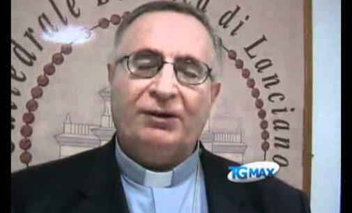 Mons. Cipollone, gli auguri di Natale ai diocesani
