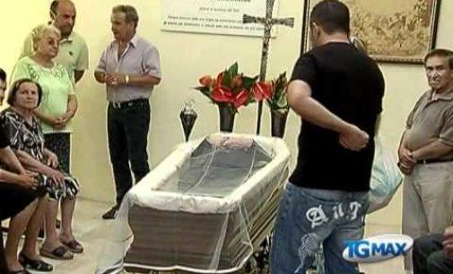 Morte Gaspari, lutto cittadino a Gissi e Chieti