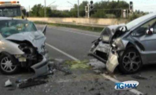 Morto automobilista vastese ferito ieri