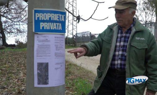 Natura morta a Villa Pasquini, agricoltori preoccupati