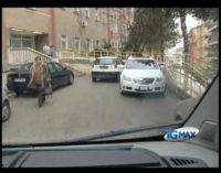 Ospedale Renzetti: percorso a ostacoli per le ambulanze