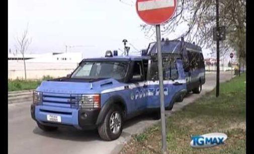 Pescara: blitz polizia in quartieri a rischio