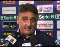 Pescara Brescia 2 1 parla mister Boscaglia