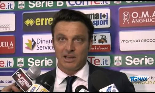 Pescara Brescia 2-1 parla mister Oddo
