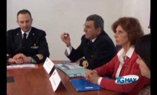 Pescara: Capitaneria sostiene campagna Admo