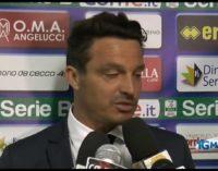 Pescara Latina 1-1 parla mister Oddo