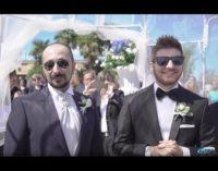 Prima unione civile tra uomini in Abruzzo: Peppino e Vincenzo dicono sì