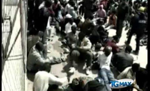 Profuga sudanese soccorsa a Vasto