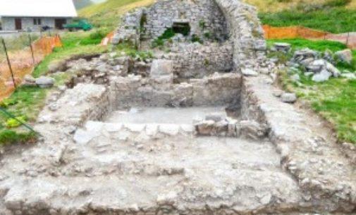 Scoperti resti chiesa del XII secolo a Campo Imperatore