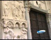 San Giovanni in Venere, restaurato il Portale della luna