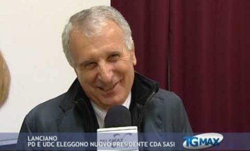 Sasi SpA, PD e UDC eleggono Domenico Scutti nuovo presidente CdA