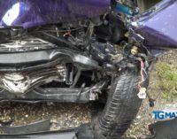 Scontro sulla Ss16 a Ortona, muore donna quarantenne di Scerni