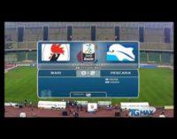 Serie B: Bari – Pescara 0-2