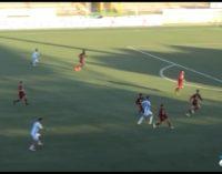 Serie D: San Nicolò Agnonese 2-0