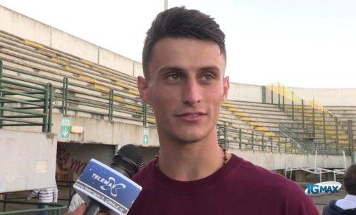 Serie D: Vastese – Recanatese 3-0, la visita di Roberto Inglese