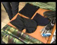 Tentata rapina cassa self service A14, tre arresti