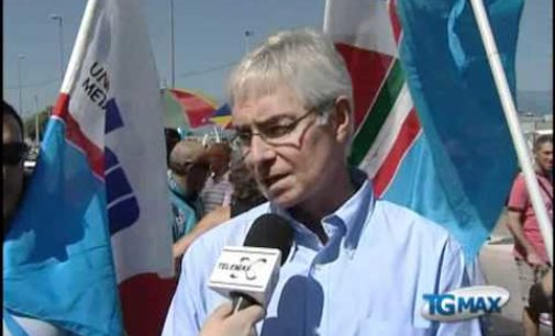 Uilm, sciopero in Val di Sangro