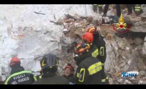 Ultime ore per i soccorsi, al Tgmax Jerman portavoce dei Vigili del Fuoco