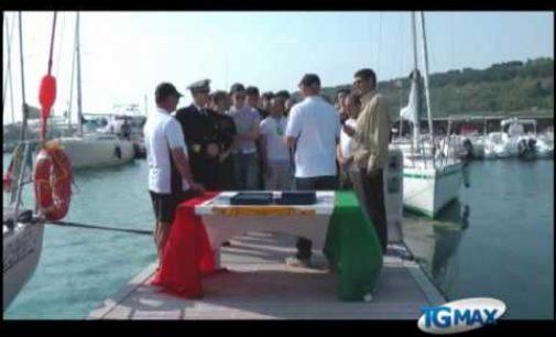 Unità d'Italia veleggiando con la Lega Navale