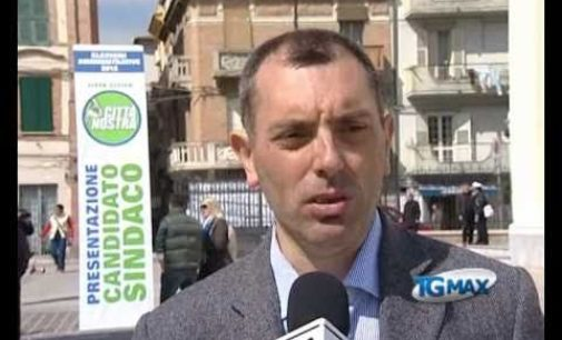 Valentinetti, primo candidato sindaco a Ortona 2012