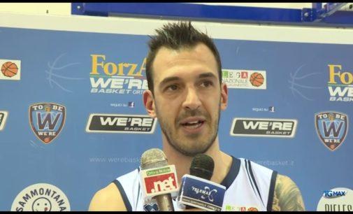 We're basket Ortona affronta la capolista Montegranaro