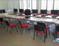 """<div class=""""dashicons dashicons-camera""""></div>Svuotata aula multimediale liceo 'Galilei' di Lanciano, i ladri portano via 18 computer arrivati a gennaio"""