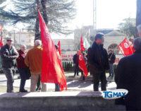 """<div class=""""dashicons dashicons-camera""""></div>A24/A25 sette caselli resteranno senza personale, la protesta al Consiglio regionale d'Abruzzo e sciopero 28/3"""