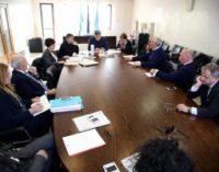 """<div class=""""dashicons dashicons-camera""""></div>Giunta avoca a sé nuovo ospedale Chieti, incontro Regione Abruzzo con imprese Icm"""