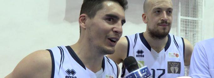"""<div class=""""dashicons dashicons-video-alt3""""></div>Basket: We're Ortona vince e resta in serie B"""
