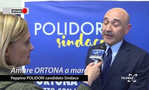 """<div class=""""dashicons dashicons-video-alt3""""></div>Il Punto """"Peppino Polidori candidato a Ortona, sarò sindaco a tempo pieno"""""""