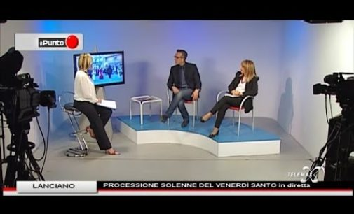 """<div class=""""dashicons dashicons-video-alt3""""></div>Il Punto """"Processione Venerdì Santo di Lanciano in diretta su Telemax"""" 14 aprile 2017"""