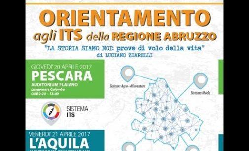 """<div class=""""dashicons dashicons-video-alt3""""></div>Orientamento agli Its d'Abruzzo, rivedi la diretta streaming sul nostro canale YouTube"""