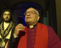 """<div class=""""dashicons dashicons-video-alt3""""></div>Processione solenne del Venerdì Santo a Lanciano"""