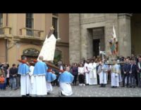 """<div class=""""dashicons dashicons-video-alt3""""></div>Saluto dei Santi conclude i riti della Pasqua a Lanciano"""