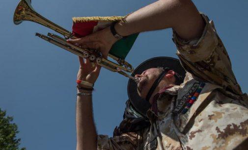 """<div class=""""dashicons dashicons-camera""""></div>Bersaglieri a Pescara per il 65/mo raduno da mercoledì 17 a domenica 21 maggio"""